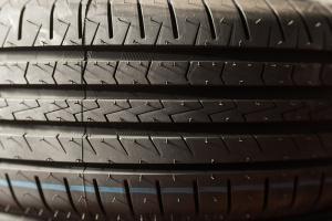 einer neuer Reifen vom Reifenservice Weimar