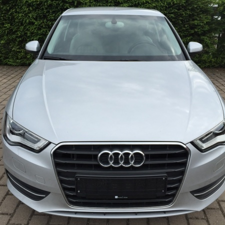 Audi A3 Attraction vorn
