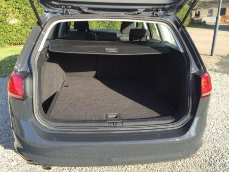 VW Golf VII Variant Trendline BMT Kofferraum
