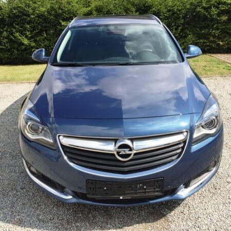 Opel Insignia Sports Tourer 2.0 CDTI - Innovation ecoFlex - vorn