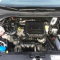 Skoda Fabia 1.0 Ambition Green Tec - Motorraum