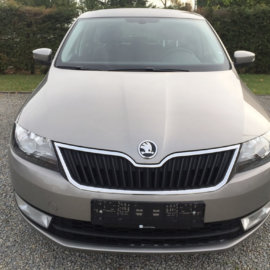 Skoda Rapid Spaceback 1,2TSI Ambition - vorn