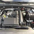 Skoda Rapid Spaceback 1,2TSI (Green tec) Ambition - Motorraum