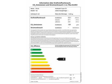Skoda Yeti Outdoor 1,2 TSI Ambition - PKW Label