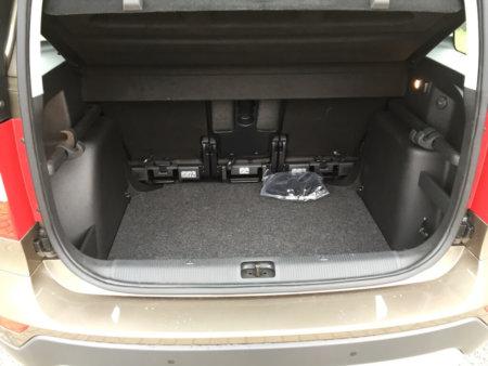 Skoda Yeti Outdoor 1,2TSI Ambition - Kofferraum