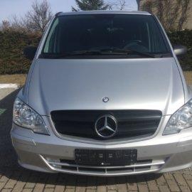 Mercedes-Benz Vito 113 CDI lang Kombi - vorn