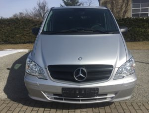 Mercedes-Benz Vito 113 CDI lang Kombi – 9-Sitzer