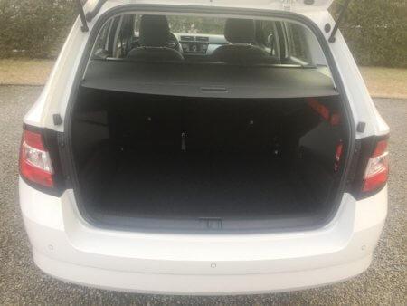 Skoda Fabia 1,0 TSi Kombi Style - Kofferraum