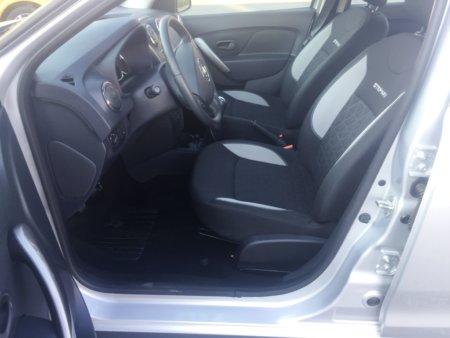 Dacia Stepway Prestige Sandero II - vorn innen