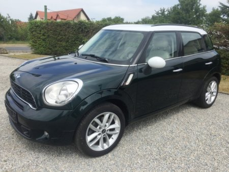 Mini Cooper S Countryman - seitlich links