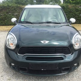 Mini Cooper S Countryman - vorn