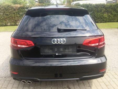 Audi A3 1,5 TSI Sportback - hinten