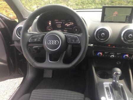 Audi A3 1,5 TSI Sportback - Multifunktionslenkrad