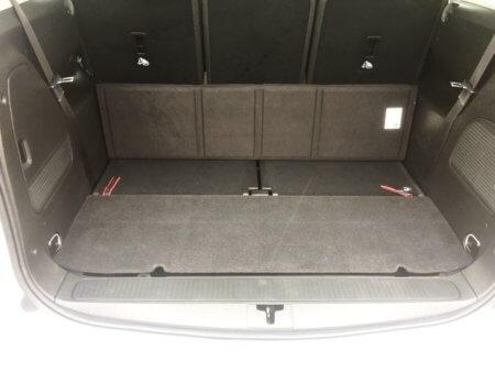 Opel Zafira Tourer Selection - Kofferraum 1