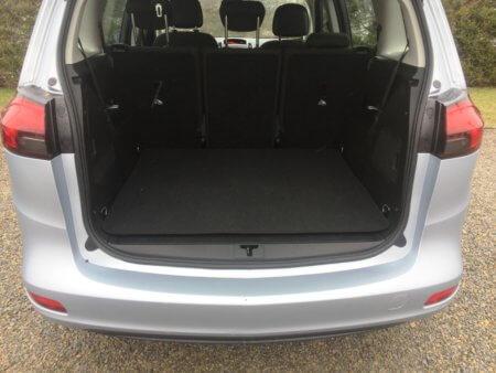 Opel Zafira Tourer Selection - Kofferraum