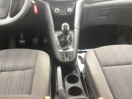 Opel Zafira Tourer Selection - Mittelkonsole