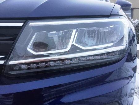 VW Tiguan 1,4 TSI - Trendline BMT - LED Tagfahrlicht