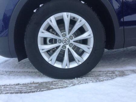 VW Tiguan 1,4 TSI - Trendline BMT - Rad