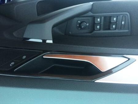VW Tiguan 1,4 TSI - Trendline BMT - Tür innen links